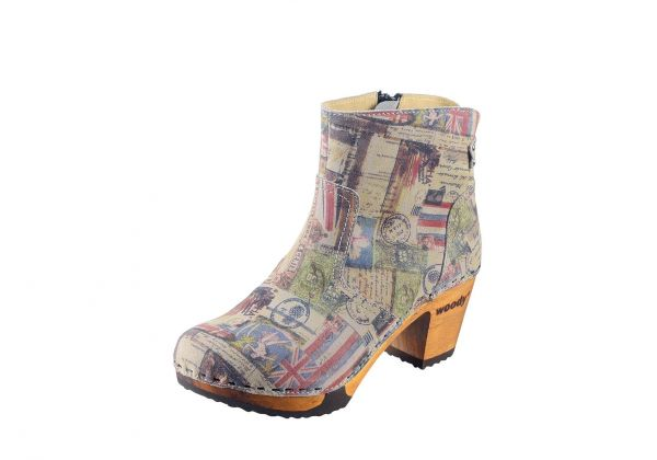 Unsere  Clogs Boot´s